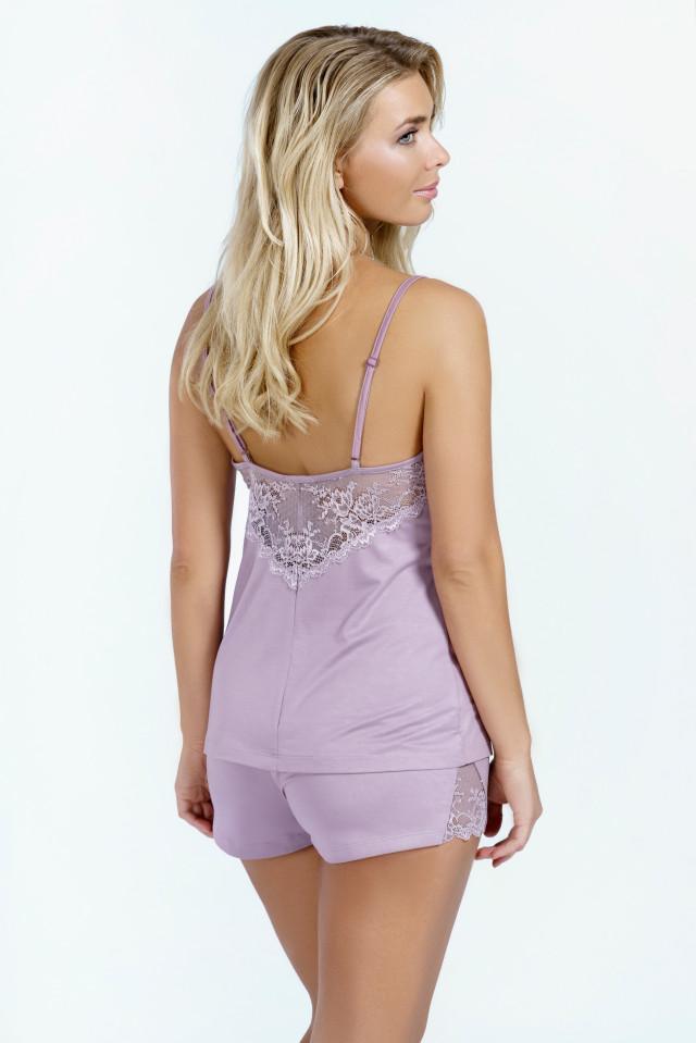 Nightwear set Lavender nights. Color: pastel purple