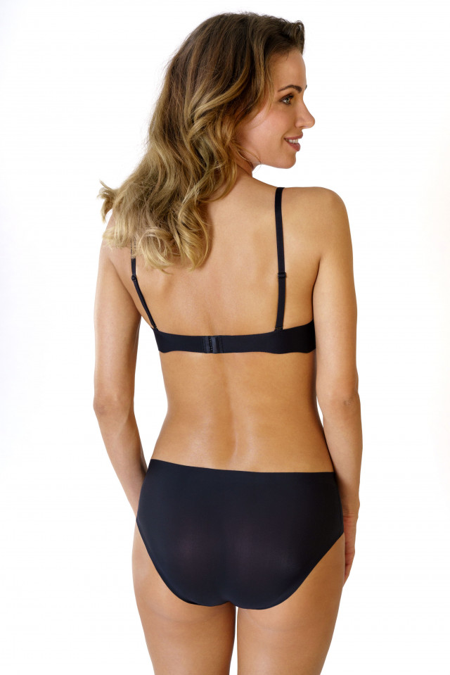 Briefs - shorts Seamless Color: black.