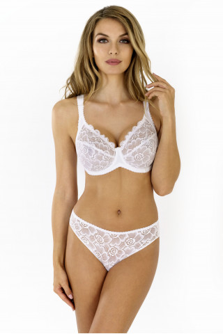 Bra Anette. Color:  white.