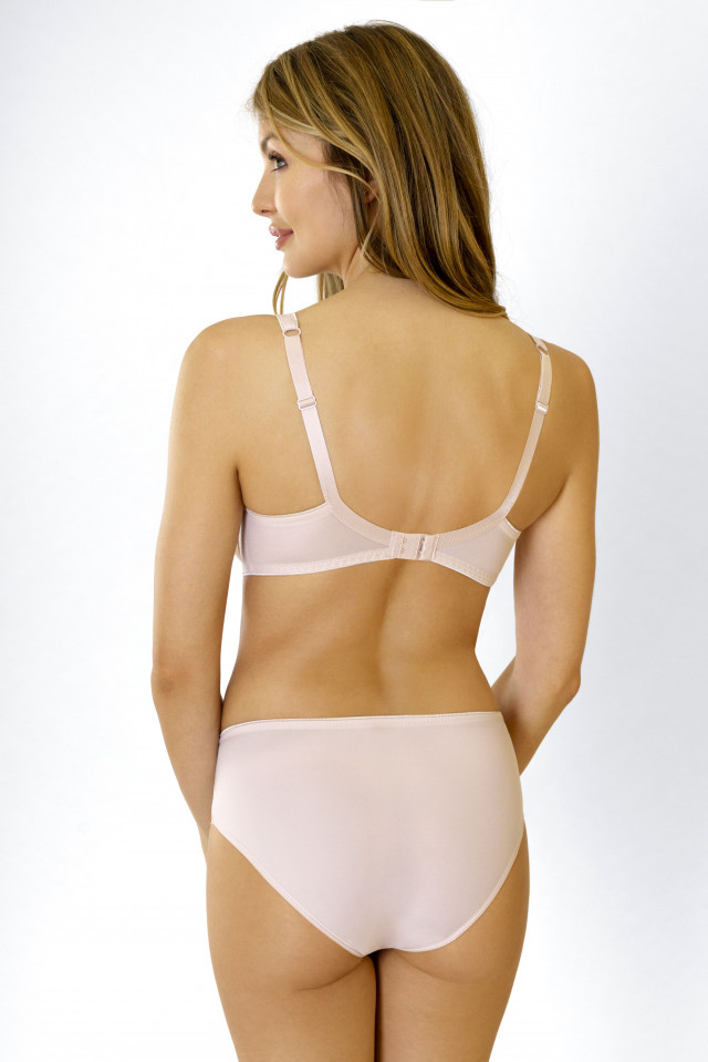 Bra Vija. Color:  beige.