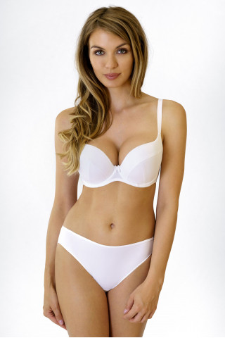 Bra Ivonna. Color: white.