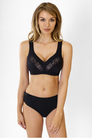 Bra Galla. Color: black.