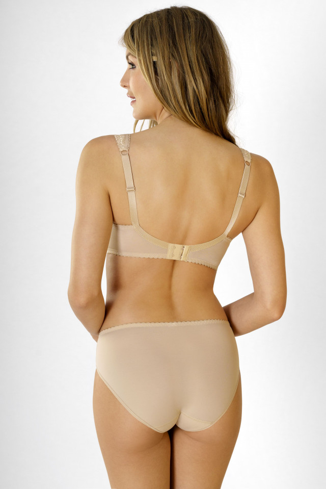 Bra Annija. Color: beige