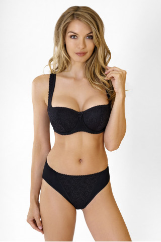 Briefs Annija. Color: black.