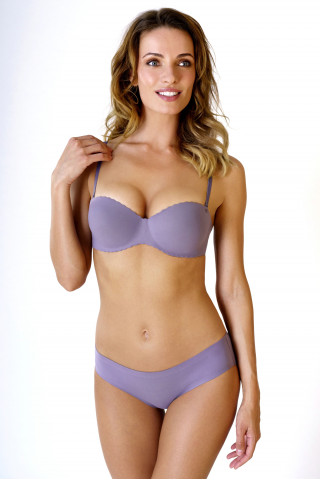Bra Seamless. Color: violet.