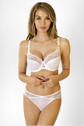 Bra Eliza. Color: white.