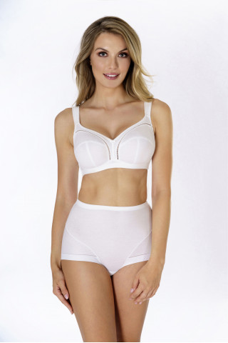 Bra Clean Cotton. Color: champagne.