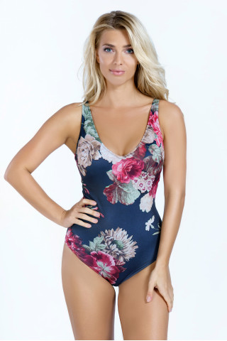Swimsuit Perissa. Color: grey.