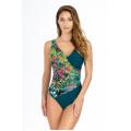 Swimsuit Savannah. Color: green