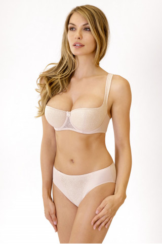 Bra Grand. Color: beige.