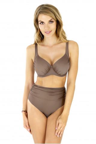 Bikini bottom Fiji. Color: brown.
