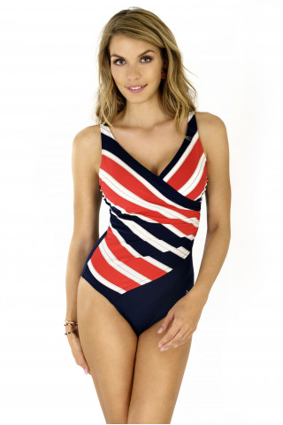 Swimsuit Costa Rica. Color: navy blue.