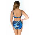 Bikini bottom Zulu. Color: blue.