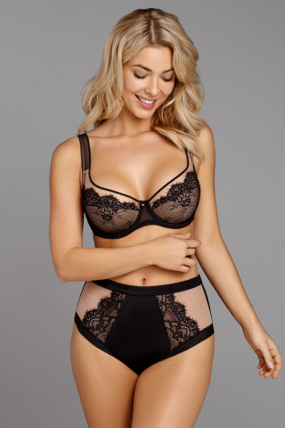 Bra Jessica. Color: black.