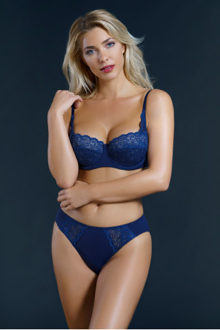 Bra Blue nights. Color: blue.