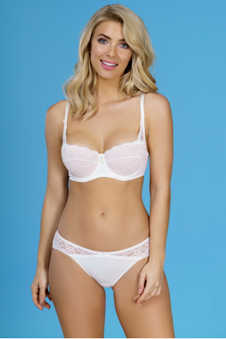 Bra White sugar. Color: champagne.